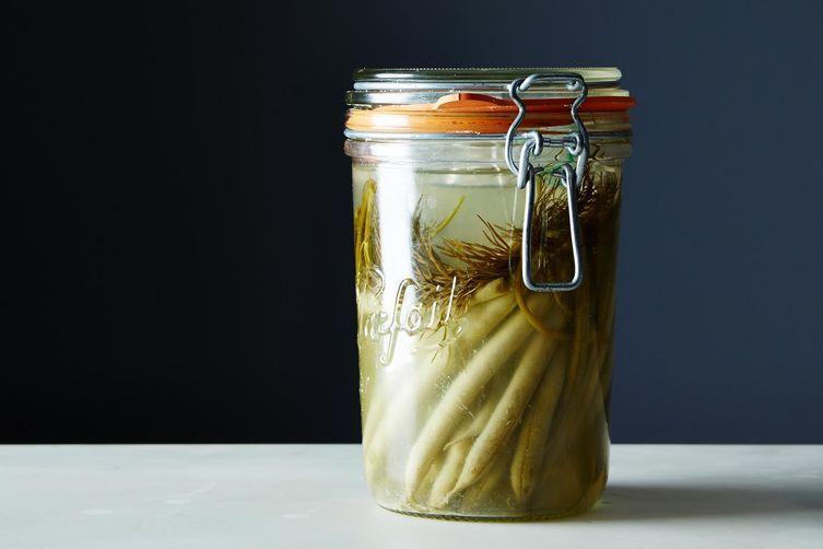 Fermented Green Beans