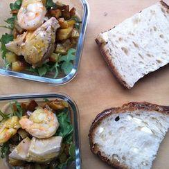Salad or Sandwich? Both, Please