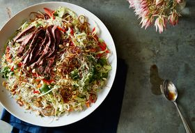 Meet the Winner of Your Best Shaved Salad