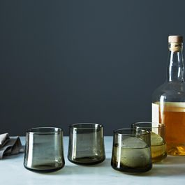 Handblown Whiskey Glass