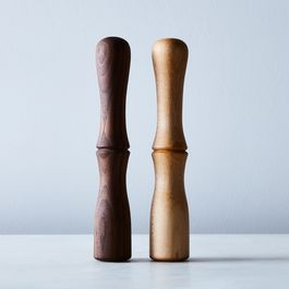 Lathe-Turned Wood Cocktail Muddler
