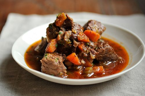 Secret Ingredient Beef Stew from Food52