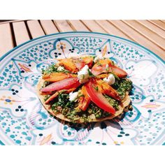 Vegan, Gluten-free Chickpea and Flax Seed Tortillas