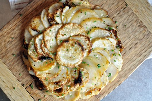 "Celery Root-Pear ""Anna"""