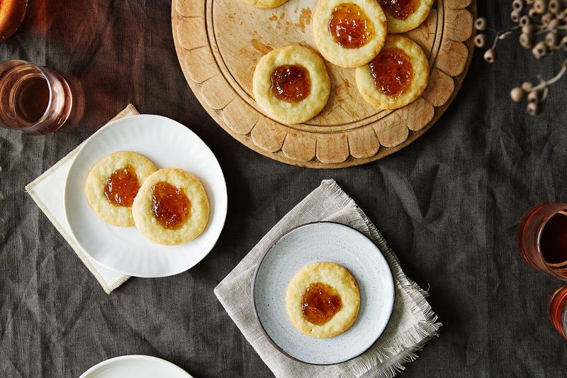 Fig and Blue Cheese Savouries