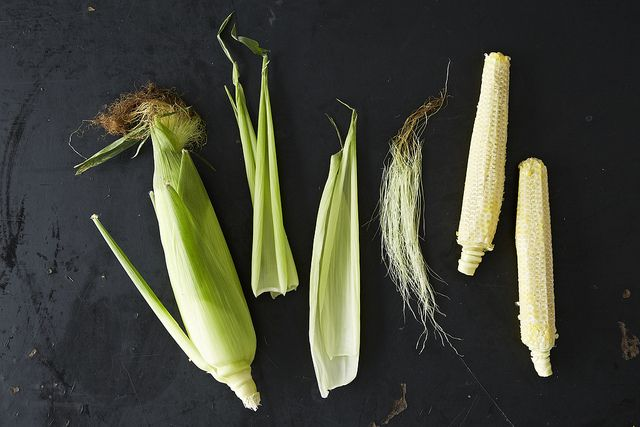 Using the whole cob, on Food52
