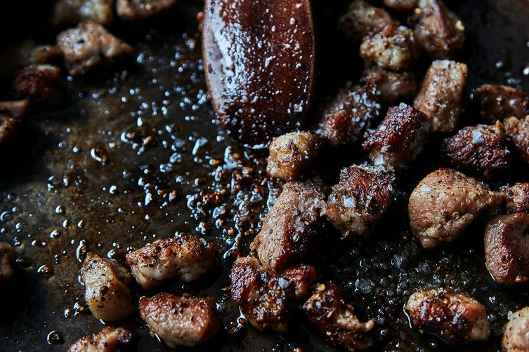 Melissa Clark's Crispy Salt & Pepper Pork