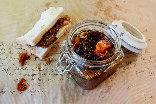 Fig jam with a twist