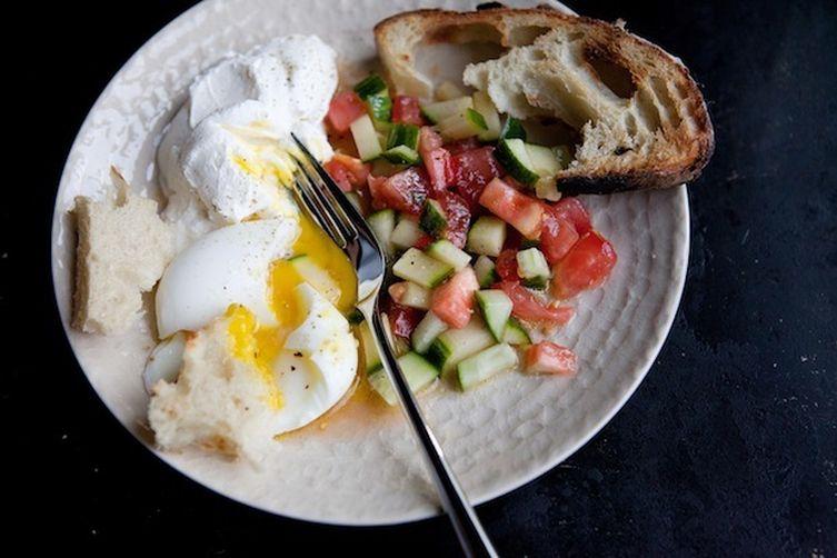 Turkish(ish) breakfast