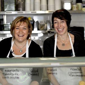 Kris & Anne of Bi-Rite Creamery