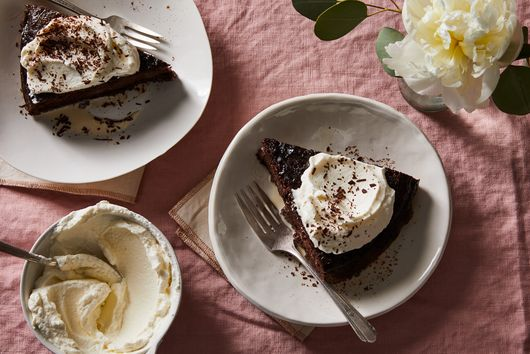 This Chocolate Tres Leches Cake Is Our Only Weekend Plan