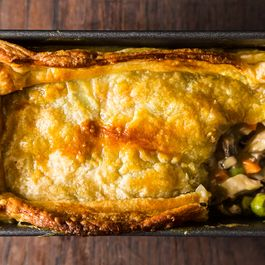 chicken pot pie by whmcdevitt