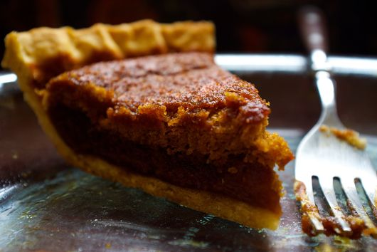 Gluten-Free Shoofly Pantry Pie