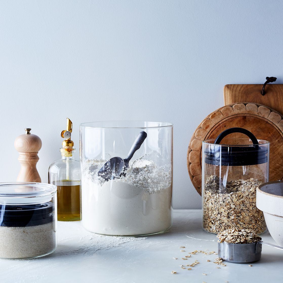 Food Storage Times Glass Airtight Food Storage Containers On Food52