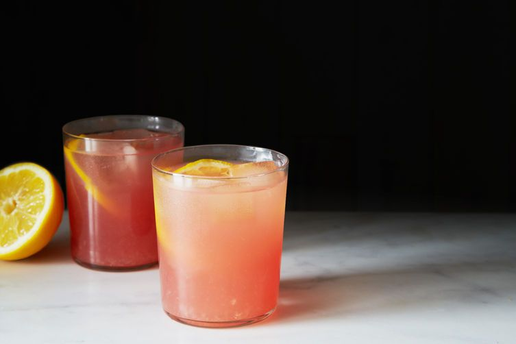 watermelon lemonade on food52
