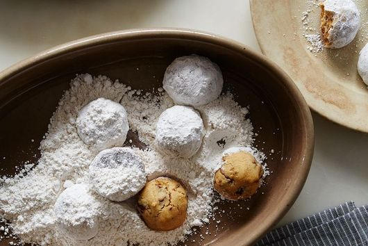 Mexican Wedding Cakes (Or Are They Russian Tea Cakes?)