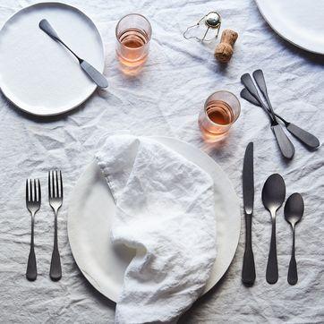 American-Made Shelburne Flatware on Food52