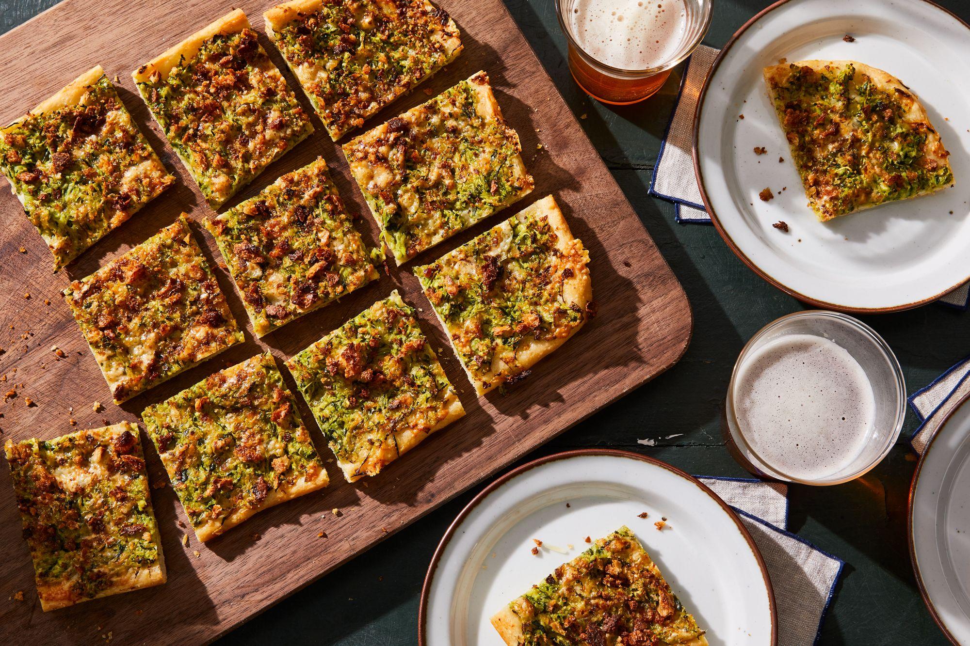 The Genius Zucchini Pizza That Won Smitten Kitchen's Heart