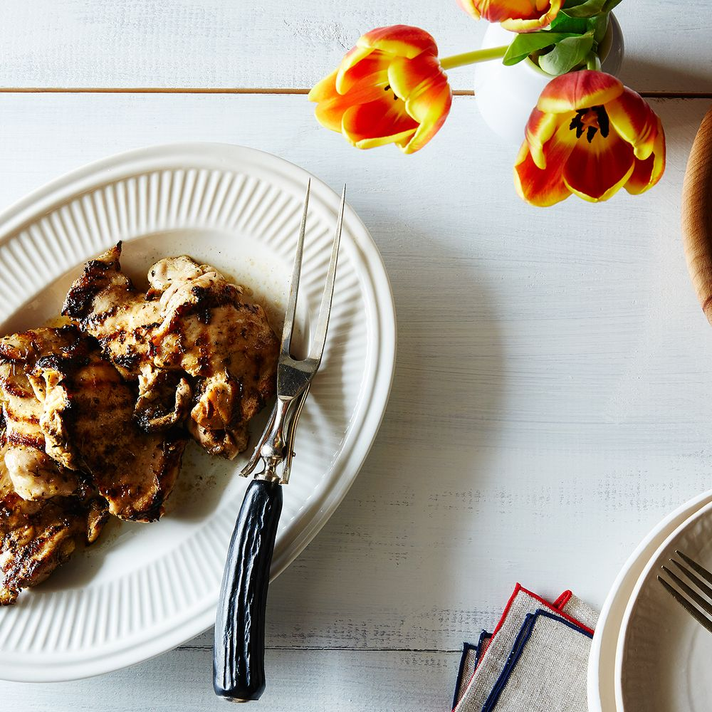 Garlic And Herb-Marinated Chicken Thighs Recipe On Food52