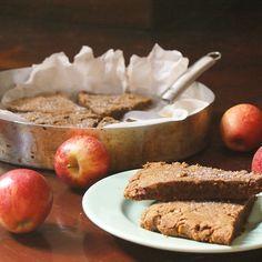 Grain-Free Apple Spice and Maple Scones