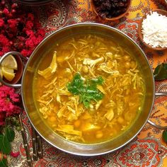 Curried Chicken Mulligatawny Soup