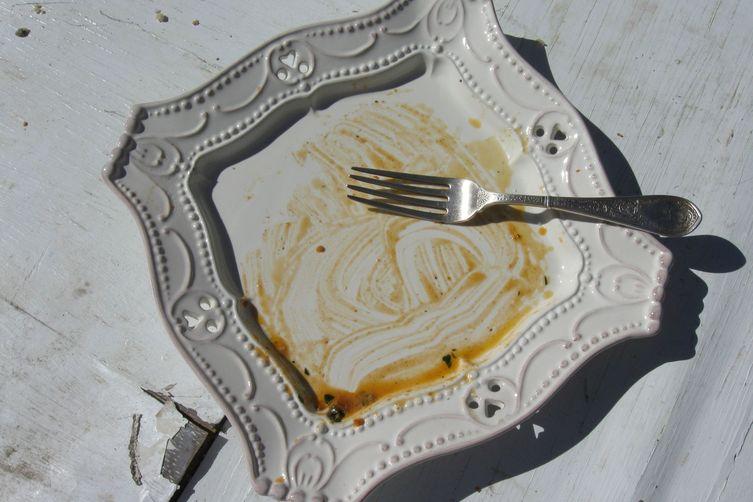 Use the Good China Eggs, Homage to Richard Olney