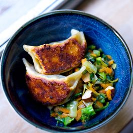 Dumplings by Diane Engles