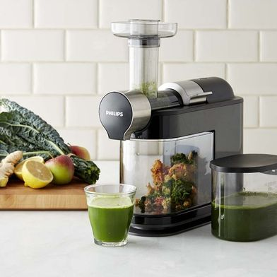 Philips Masticating Juicer (Williams Sonoma)