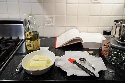 Roasted Feta with Thyme Honey: 2007