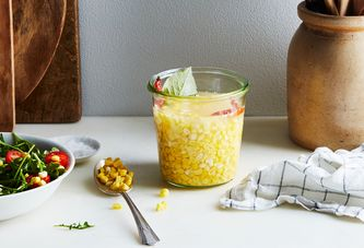 Pickled Corn Is Our New Favorite Pickle