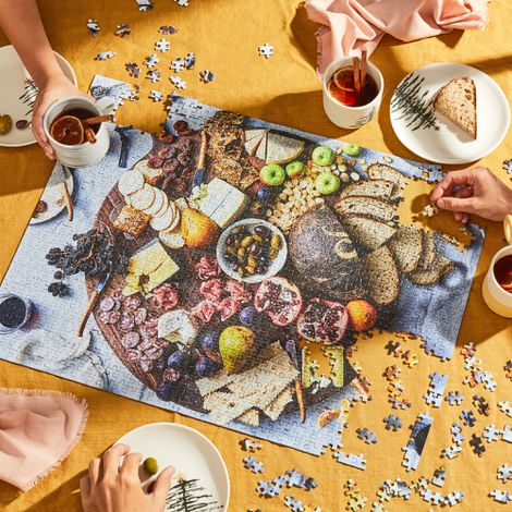 Food52 Big-Wow Cheese Board Puzzle
