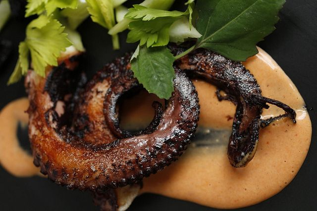 Octopus on Food52