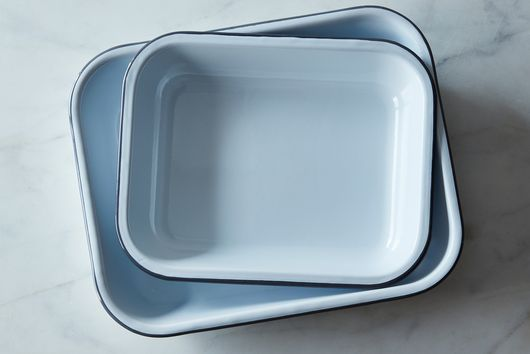 Enamel Roasting Pans (Set of 2)
