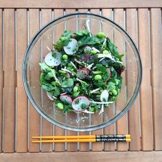 Wakame (Seaweed) Asian Salad