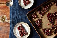 Chocolate Pomegranate Bark