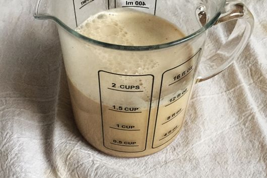 A Smarter Way to Make Almond Milk (No Soaking, No Straining)