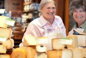 Cowgirl Creamery's Sue Conley + Peggy Smith on All Things Dairy