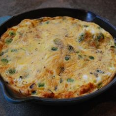 Brussels Frittata