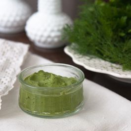 The Semi-German Green Sauce