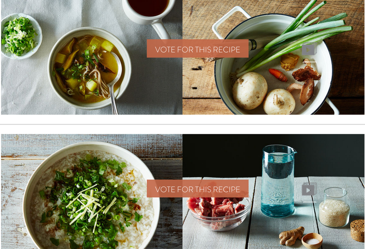 Finalists: Your Best Restorative Recipe