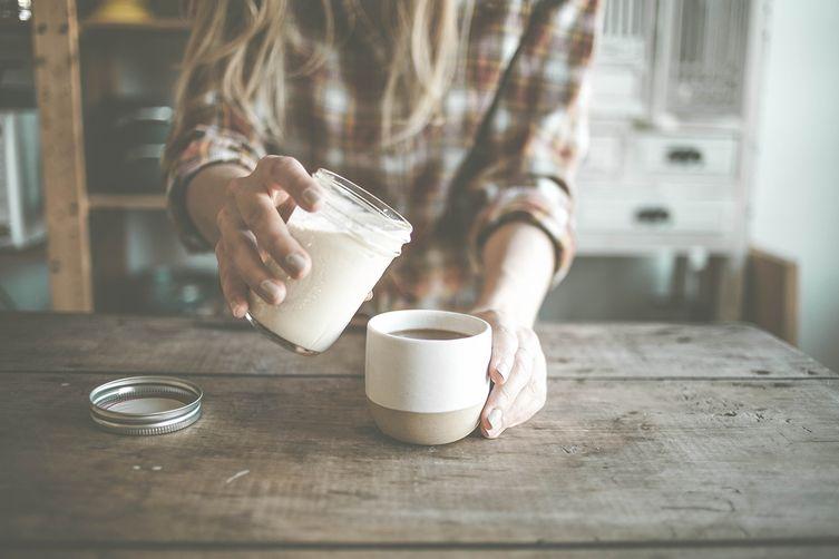 Basic Coffee Creamer + Spiced Vanilla Coffee Creamer