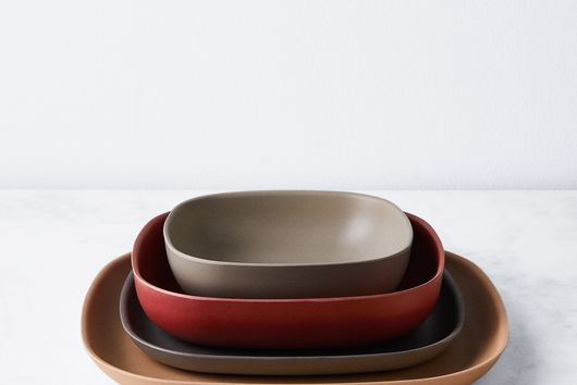 Recycled Bamboo Palette Dinnerware (4-Piece Set)