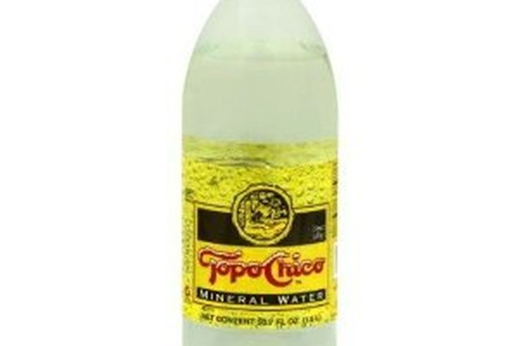 Topo Chico Sparkling Infused Lemonade