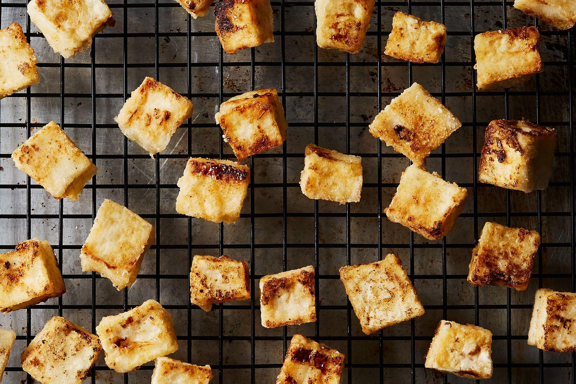 Salz-und-Pfeffer-Tofu