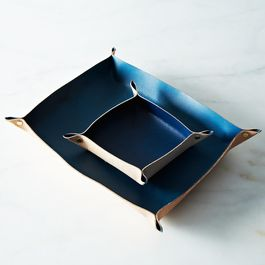 Leather Catch-All Tray