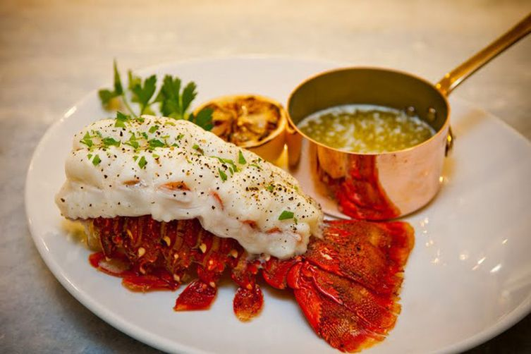 Lobster Tail Butter