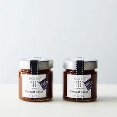 Caramel Sauce (2 Jars)