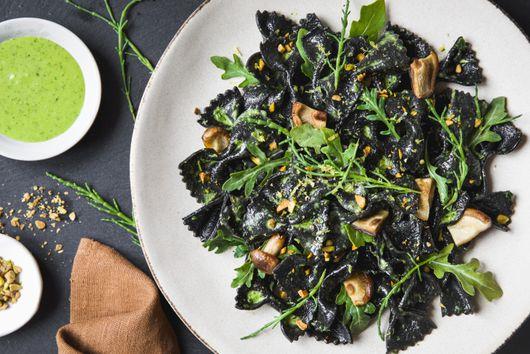 Sea Bean Pesto