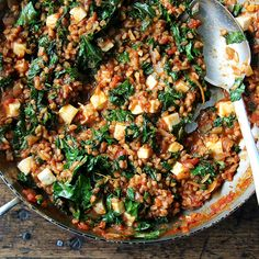 A Streamlined, One-Pot Wonder Risotto—the Ottolenghi Way
