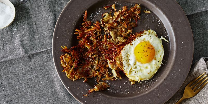 What's killing these frozen hash browns?